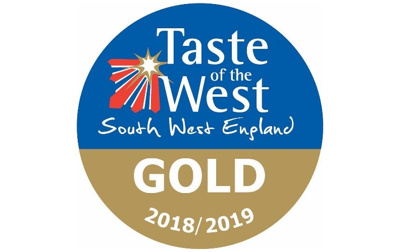 Awarded Gold from Taste of the West!