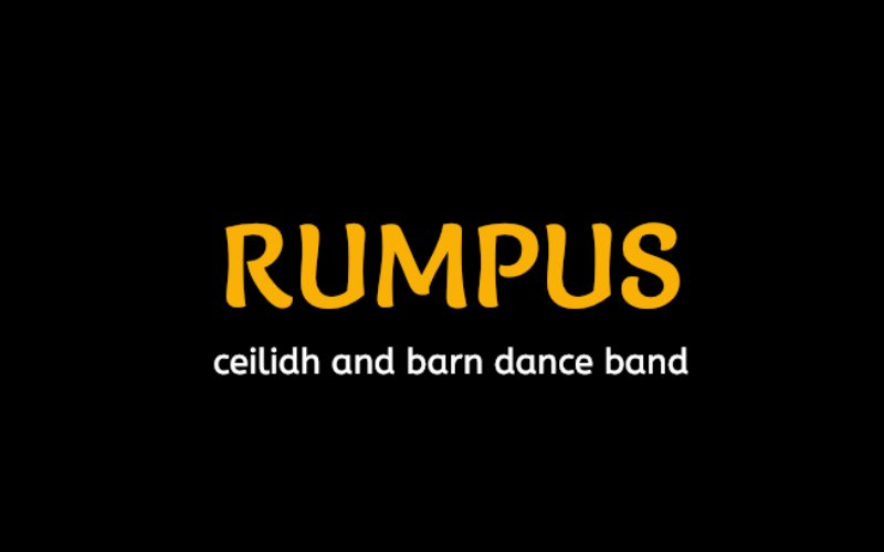 Burns Night with the Rumpus Band