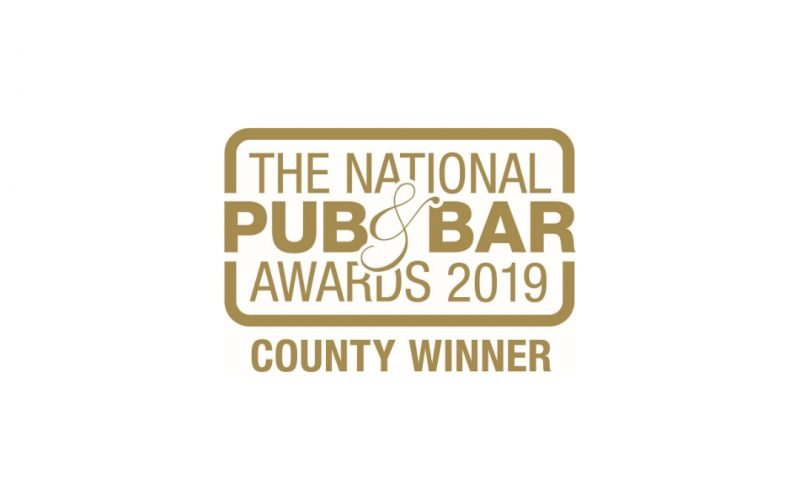 Bear and Blacksmith are Devon National Pub & Bar Award Winners 2019