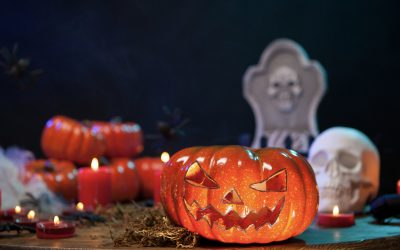 Halloween Party at The Bear and Blacksmith